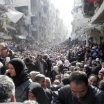 yarmouk refugee camp 2 150x150 - More than one third of Syria's Palestinians have been displaced