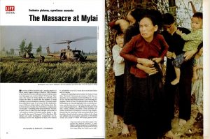 My Lai LIFE Original Spread 3 300x199 - My Lai, Sexual Assault and the Black Blouse Girl: Forty-Five Years Later, One of America's Most Iconic Photos Hides Truth in Plain Sight