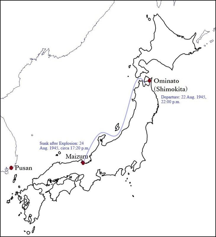 58873910 image001 1603985892 - Korean Repatriation and Historical Memory in Postwar Japan: Remembering the Ukishima-maru Incident at Maizuru and Shimokita