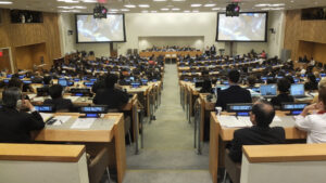 UN Nuclean Ban 300x169 - Treaty Banning Nuclear Weapons to Take Effect Next January