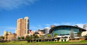 adelaide convention centre 750x563 1 300x157 - South Australia to Go 100% Solar as Sun Power Offers World's Cheapest Energy