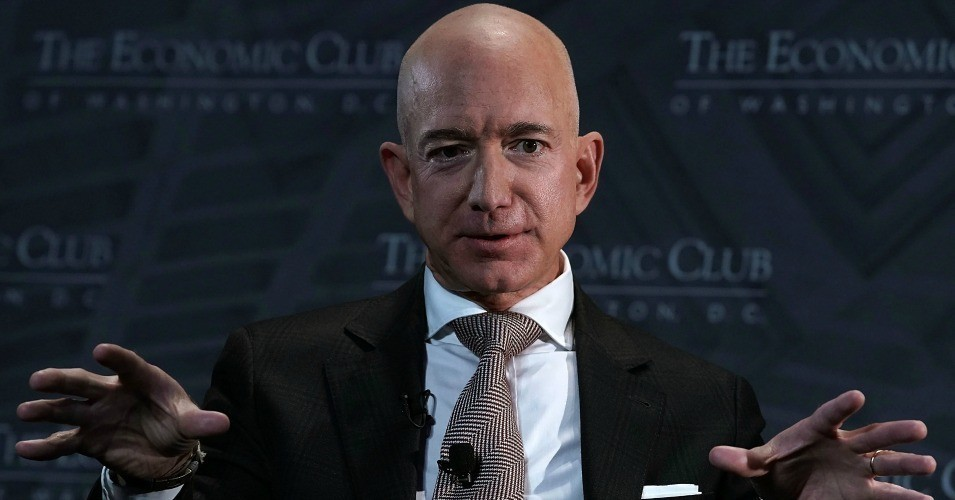 bezos 2 1603554152 - The Trump Tax Reform Helped the Billionaire Class—Not the Working Class