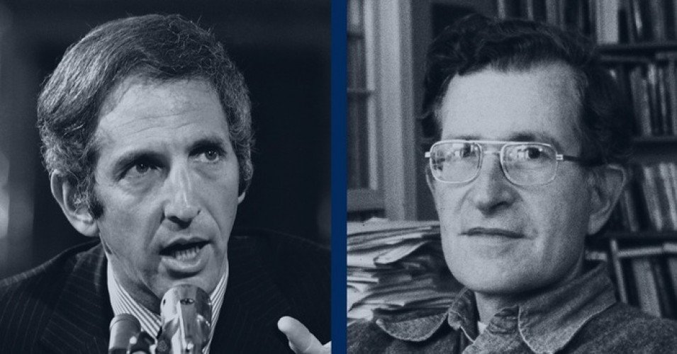 chomsky ellsberg 1603986031 - Why Noam Chomsky and Daniel Ellsberg Are So Adamant About the Imperative of Defeating Trump