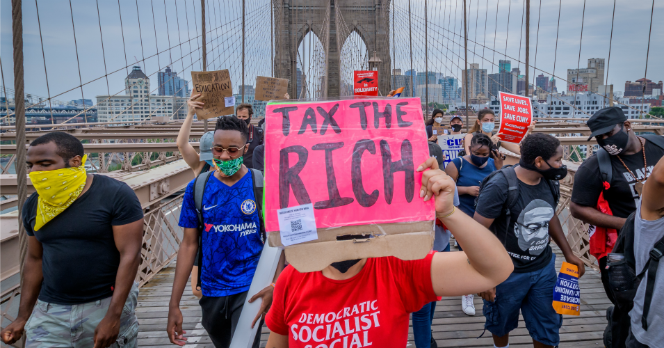 tax the rich 2 1603640872 - Out of the UK, a Bold Pay Prescription for a Post-Trump America