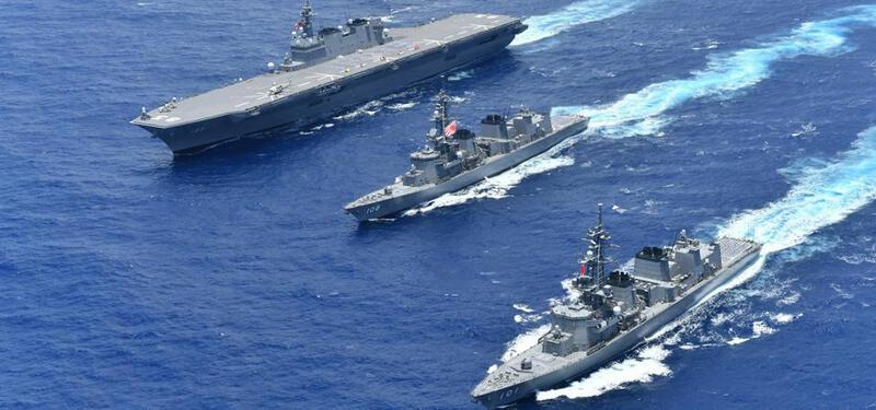 40694476 image001 1605627706 - Japan, Australia, and the Rejigging of Asia-Pacific Alliances