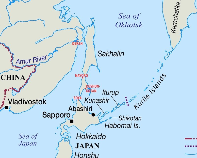85255101 image007 1605627697 - Indigenous Diplomacy: Sakhalin Ainu (Enchiw) in the Shaping of Modern East Asia (1: Traders and Travellers)