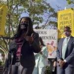 Cori Bush Demo 150x150 - Progressives Demand Biden Go Big for Green New Deal