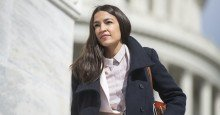 aoc 7 1604936434 - Progressive Message to Joe Biden: Don't You Dare 'Cooperate' With Mitch McConnell