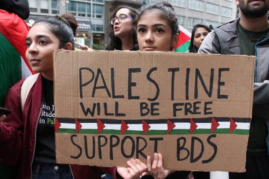 bds sign 900x600 1605238815 - Be Ready to Fight President Joe Biden on Israel-Palestine