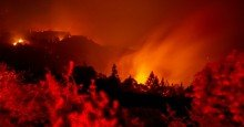ca wildfire 2020b 1606059499 - At G20, Only India Is On Track to Meet Goals for Keeping Global Heating to 3.6° F
