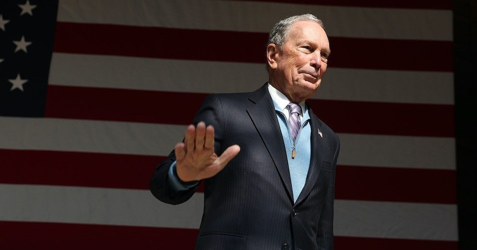 dems bloomberg problem 1605368436 - Why Can't Inner-Ring Democrats Just Say 'No' to Billionaires?