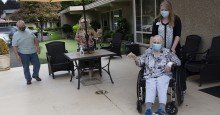 getty nursing home 2 1606578475 - 'Bleak Milestone': More Than 100,000 Nursing Home Residents and Staff Killed by Pandemic