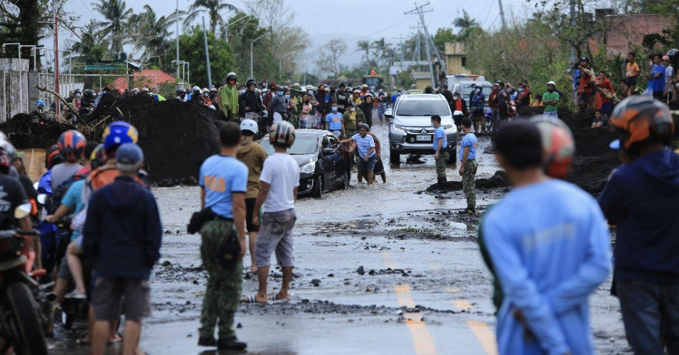 gettyimages 12293964861 1604331824 - Super Typhoon Goni Strikes the Philippines as 'Strongest Landfalling Tropical Cyclone on Record,' Spurring  Calls for Climate Justice