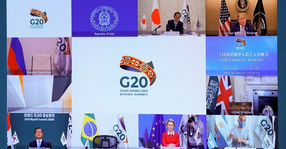 gettyimages 1229708776 1 1 1606146018 - Vaccine Access Advocates Cautiously Optimistic As G20 Summit Ends With Pledge to 'Spare No Effort' to Ensure Widespread Distribution
