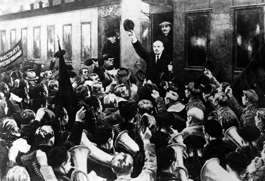 lenin 900x617 1605930594 - Stephen Kotkin's <cite>Stalin</cite> Is a Distorting Mirror of the Russian Revolution