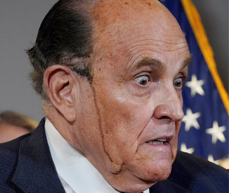 rudy more 450 ennnsgqxmay9j3v 1605886876 - My Cousin Rudy Is Melting But He Can Still Smell Election Crimes With the Deranged Help Of His Elite Strike Force
