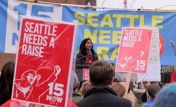 sawant 720x438 1606275733 - Kshama Sawant: Democrats and the Right Are Attacking Me — And Left Movements Everywhere
