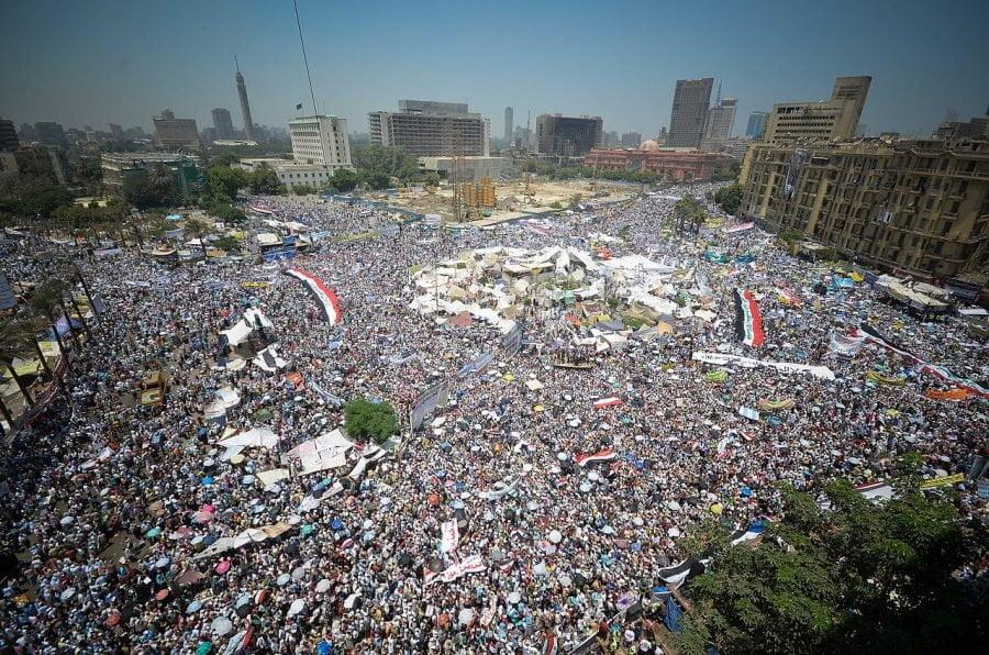 tahririrsquare 900x596 1606189221 - Why the Arab Spring Failed