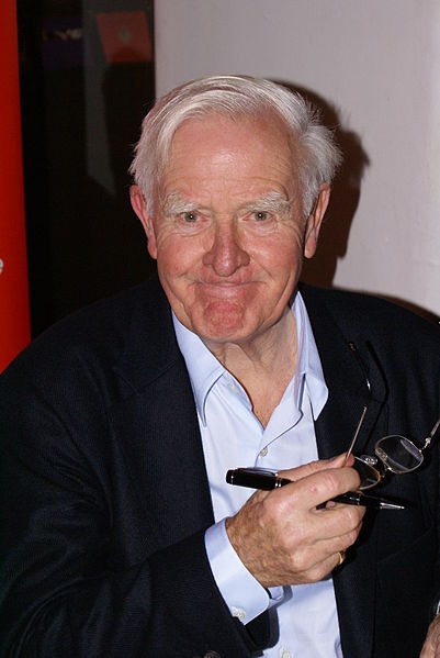401px John le Carre 1 1608090224 - John le Carré Told the Truth About Cold War Espionage When Few Others Would