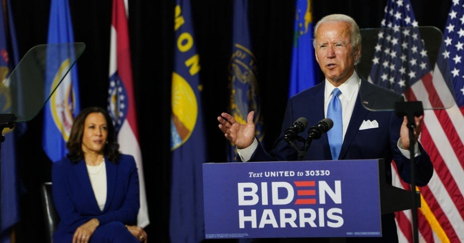 bidenharris2020 2 1609169889 - Our Next Attorney General Must Boldly Set a Course Toward Justice