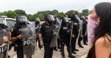 cuba police 1608392316 - Are Cuban Protesters Freedom Fighters or US Pawns?