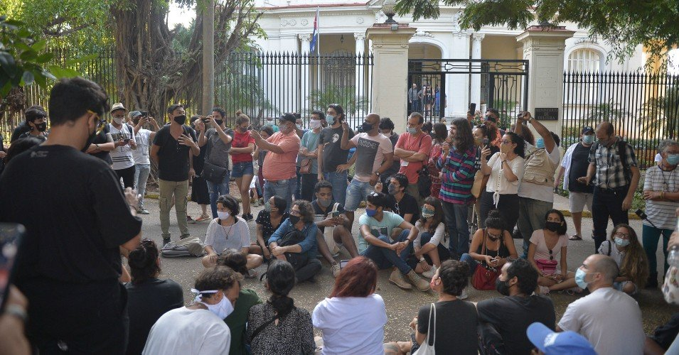 cuba 2 1608392314 - Are Cuban Protesters Freedom Fighters or US Pawns?