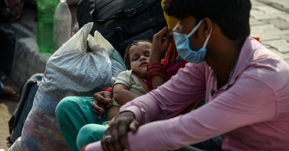 gettyimages 1212957331 1 1607183219 - Urging Tens of Billions in Emergency Aid, Top UN Officials Warn 2021 Set to Be 'Catastrophic' for World's Poorest