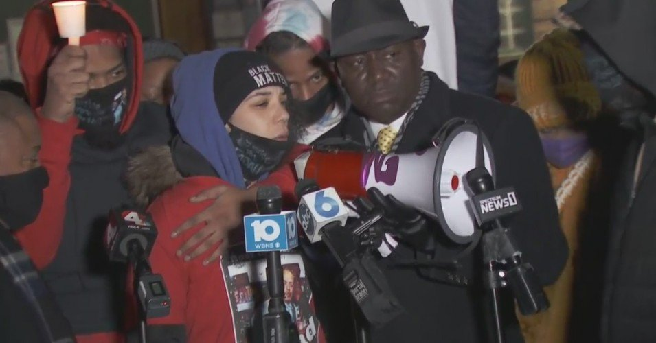 hill 1 1609083680 - Relatives, Activists, and Attorneys Demand Justice for Andre' Hill, Unarmed Black Man Killed by Columbus Police