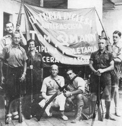 internationabrigaders e1607522404299 1607571665 - La Pasionaria, Heroine of the Spanish Civil War