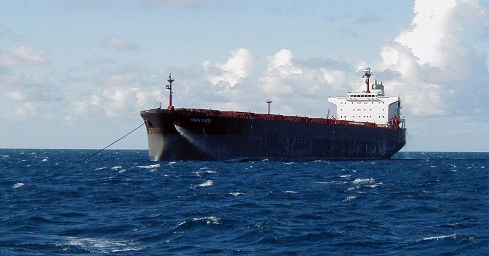 iranian oil tanker 1607355854 - Iran Sends Oil, Gas Flotilla to Venezuela. Will Trump Attack It to Sabotage Biden?