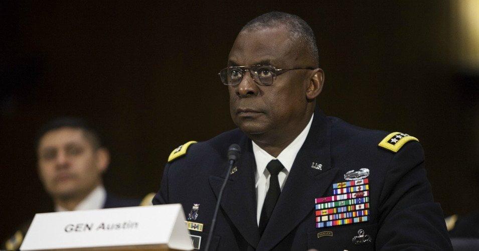 lloyd austin 1607442012 - 'Bad News': Biden Picks Retired General and Raytheon Board Member Lloyd Austin as Pentagon Chief