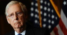 mitch mcconnell corporate immunity 1608219544 - 'Gratuitously Cruel': Outrage as GOP Tries to Prevent People on Unemployment From Also Receiving Stimulus Check