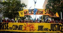 rise for climate jobs justice 0 1607873987 - To Win Georgia and the Senate, Democrats Need to Go All-In on $15 Minimum Wage