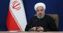 rouhani 4 1608897270 - 'Unhinged, Lame-Duck President Wants to Start a War': Warnings as Trump Blames Iran for Rocket Attack